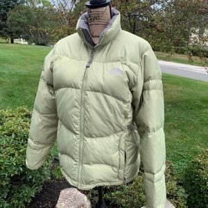 NORTH FACE 550 Down Puffer Jacket L